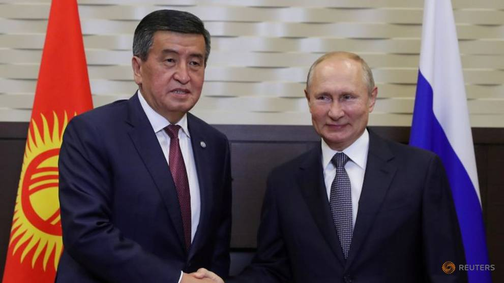 Russian ally Kyrgyzstan holds election on Sunday amid wave of discontent