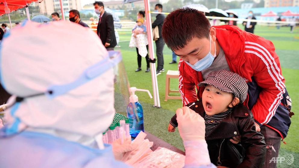 China's Qingdao city finds no new COVID-19 cases after testing 11 million people