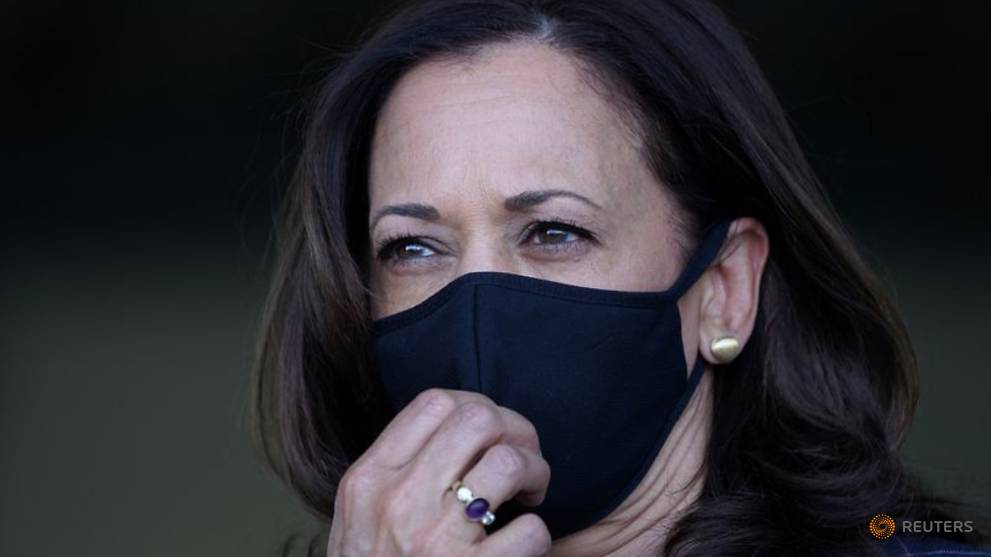 Kamala Harris Pauses In Person Campaigning After Staffer Diagnosed With Covid 19 Cna