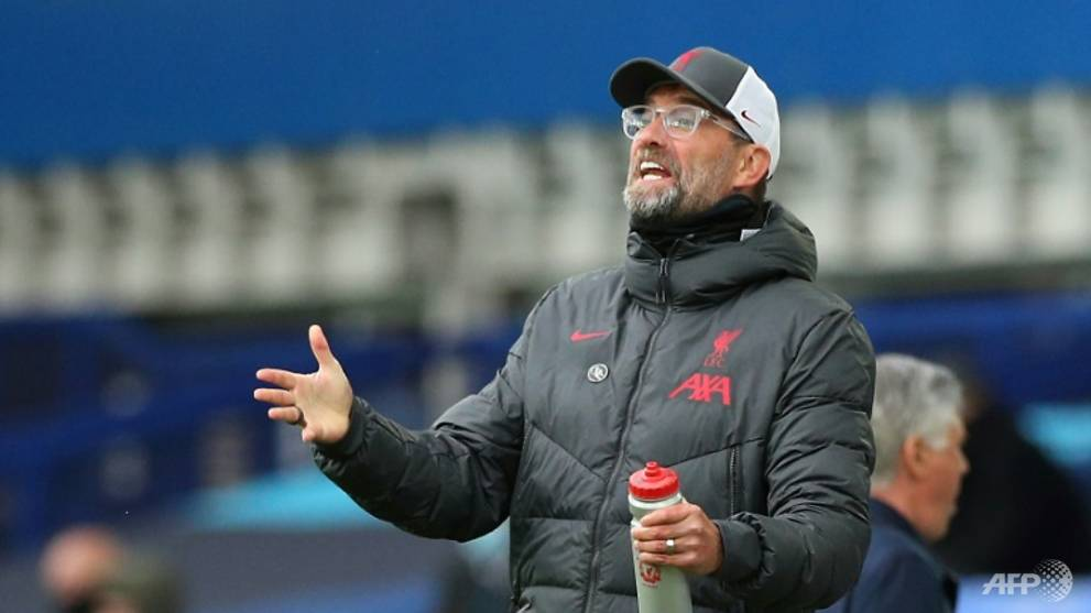 Football: Klopp hails 'dominant' Liverpool after dramatic ...