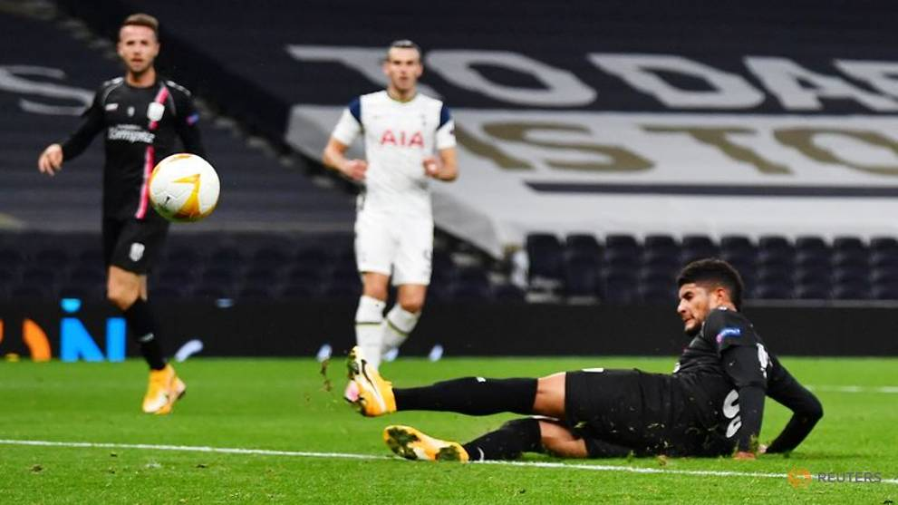 Football Bale Starts For Spurs In Comfortable 3 0 Europa League Win Over Lask Cna
