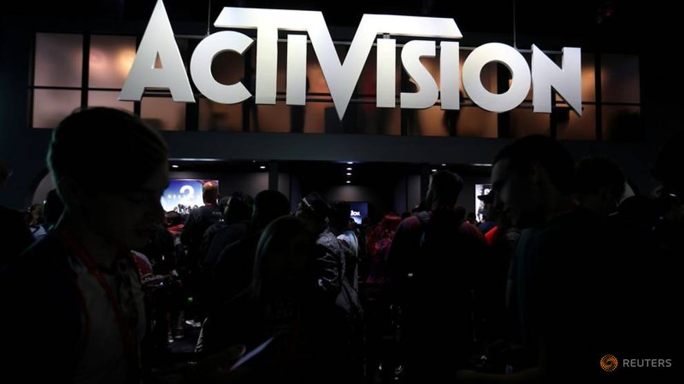 Activision raises sales forecast on lockdown demand, new COD release hopes