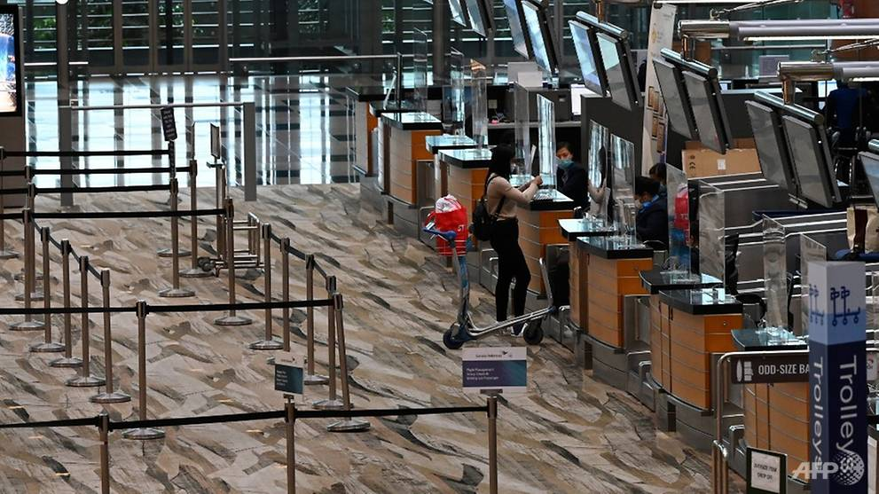 First 20 Changi Airport COVID-19 cases from zone that receive arrivals from higher-risk countries: Ong Ye Kung