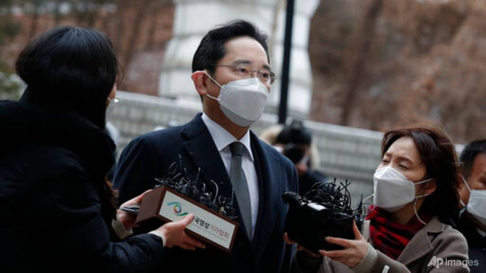 Samsung chief will not appeal two-and-a-half-year jail term, says lawyer