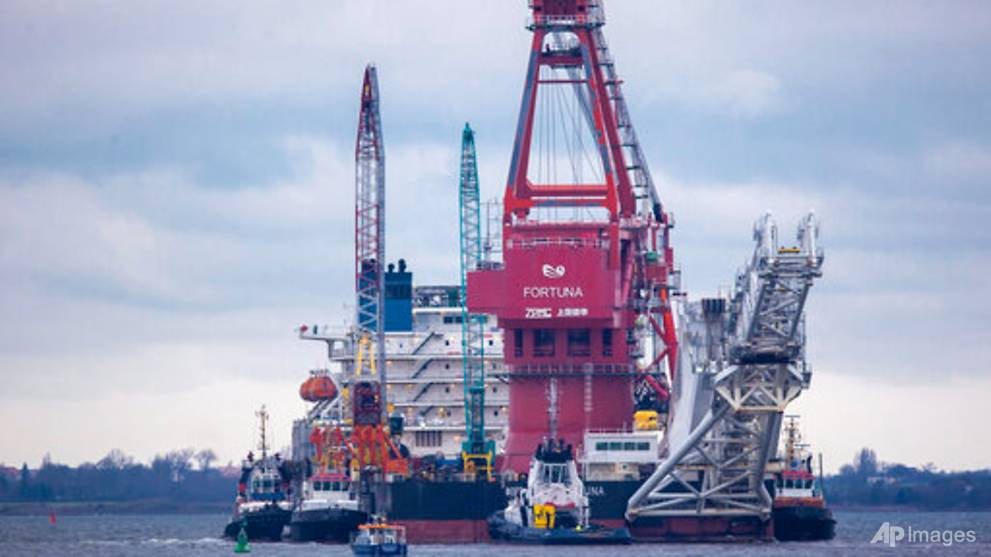 Pipe laying for Nord Stream 2 restarts in Danish waters