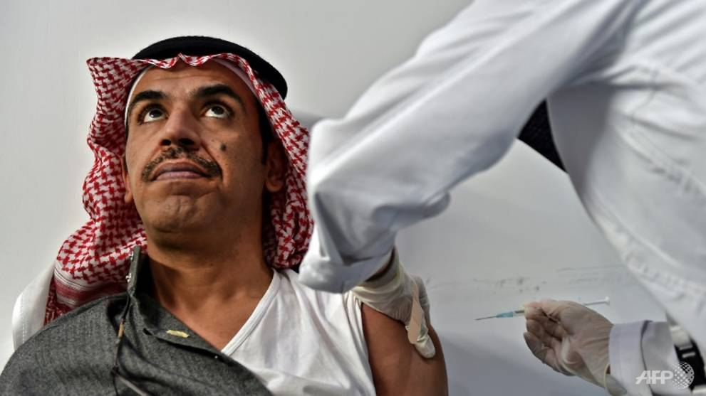 Pfizer or Sinopharm? COVID-19 'vaccine diplomacy' in Middle East