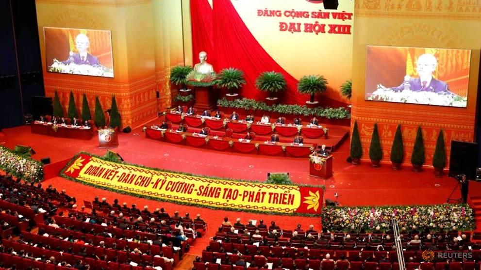 Vietnam's Communists tout pandemic, economic successes at party congress -  CNA
