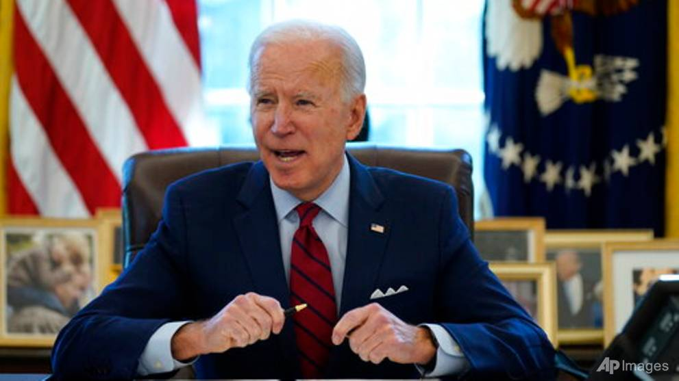 Biden, Democrats hit gas on push for US$15 minimum wage