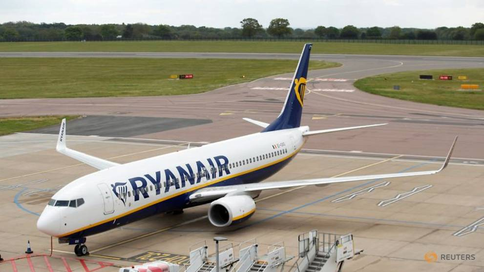 Ryanair, UK airports sue government over COVID-19 travel rules