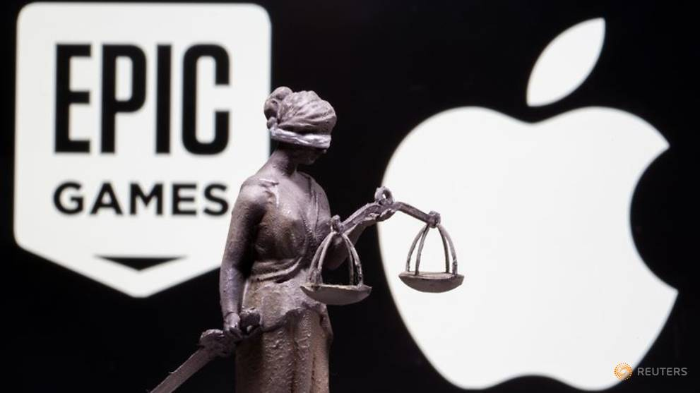 UK court blocks Epic Games from contesting Apple's Fortnite ban