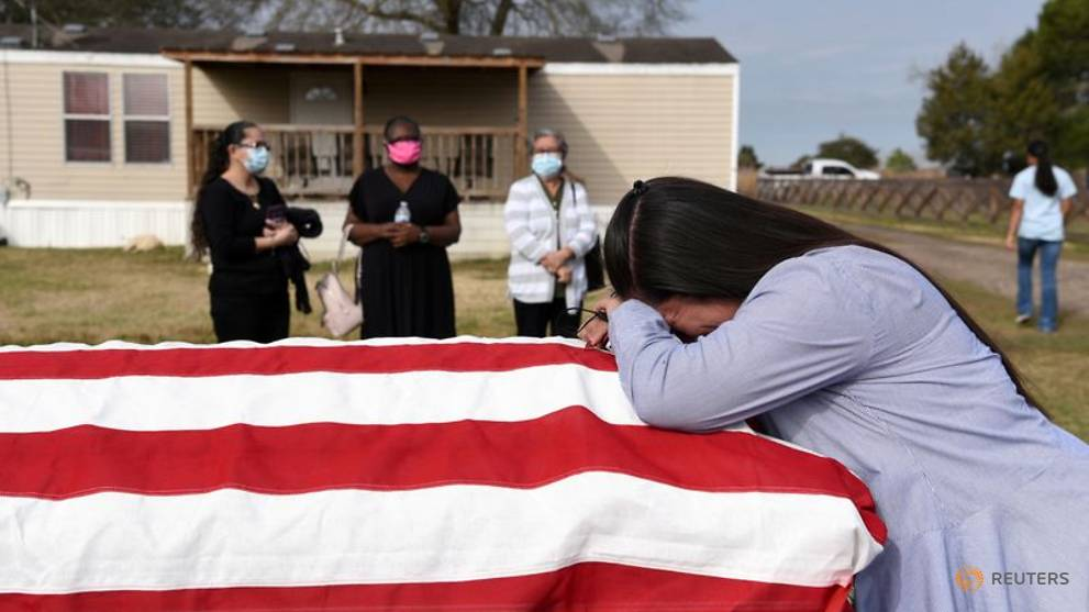 US mourns 500,000 lives lost to COVID-19