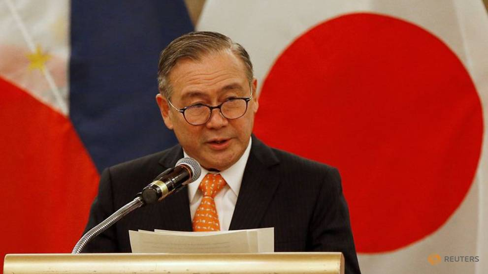 Image Philippine foreign minister defends move to monitor foreign funding for NGOs