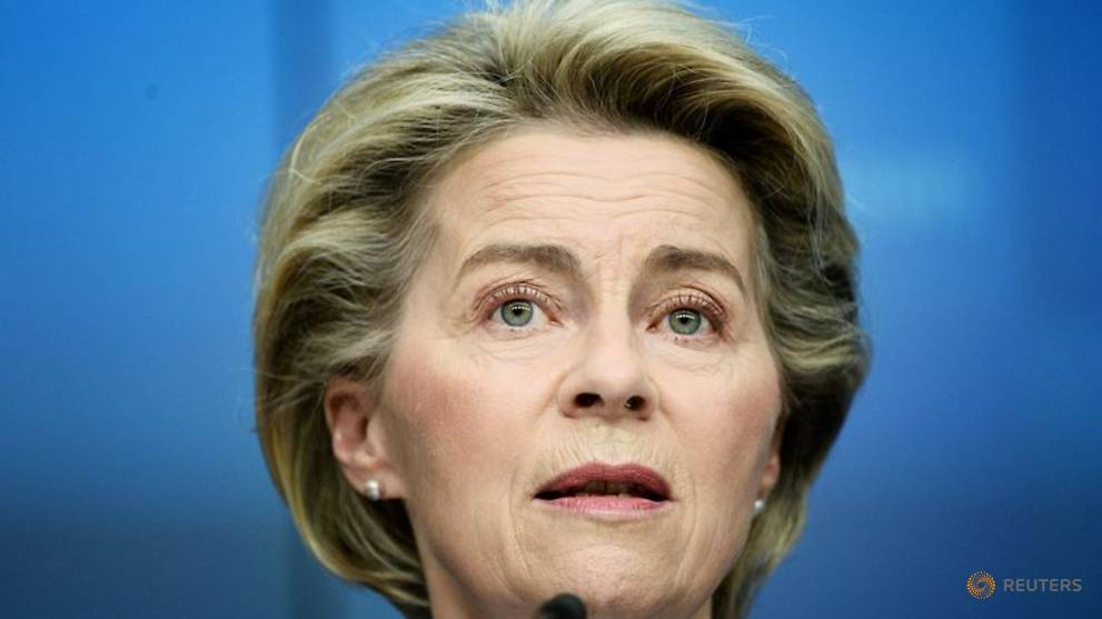 Image Start work on vaccination certificates, von der Leyen tells EU