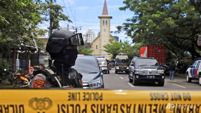 Indonesia Police to Step Up Security at Churches Ahead of Easter Weekend After Recent Terror Attacks