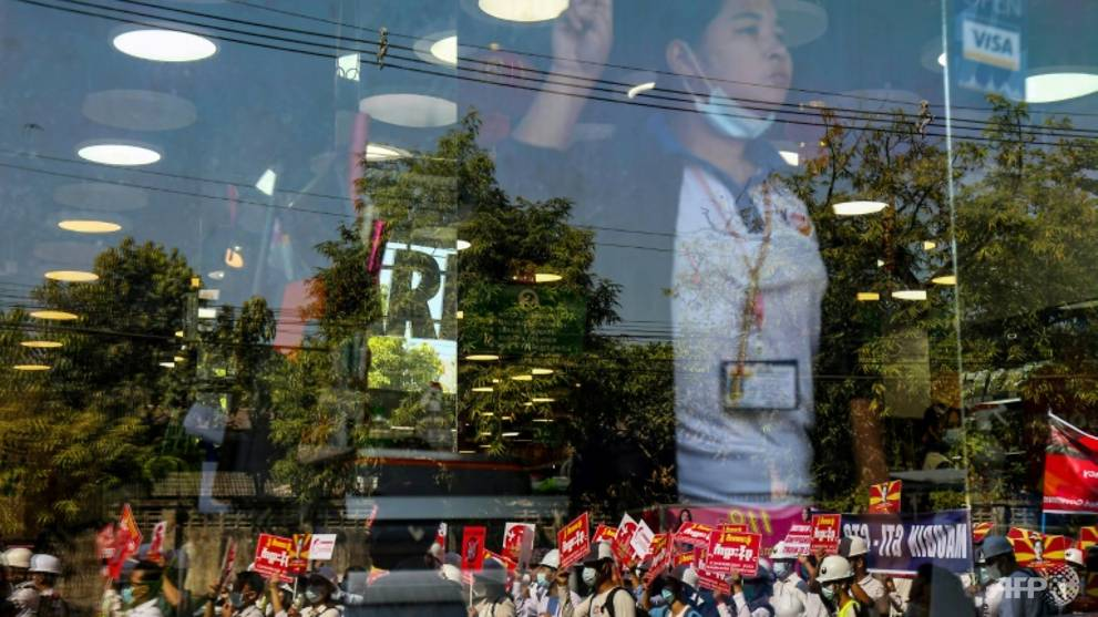 Commentary: Singaporean companies are not spared the impact of Myanmar's political woes