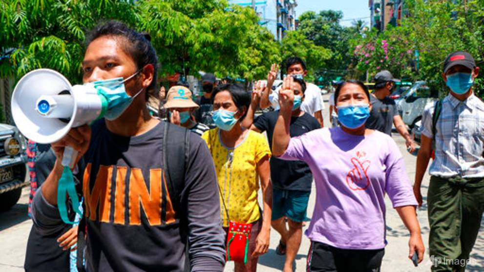 Myanmar security forces with rifle grenades kill over 80 protesters: Monitoring group