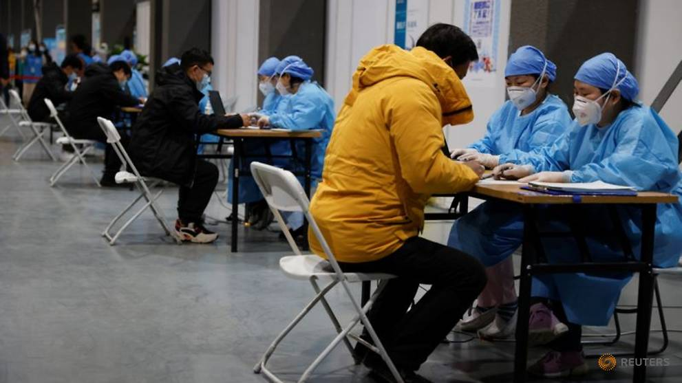 Mainland China reports 11 new COVID-19 cases
