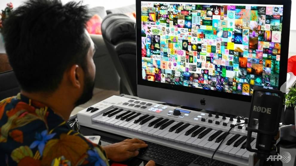 NFT's boom: Is digital art the next technology bubble?
