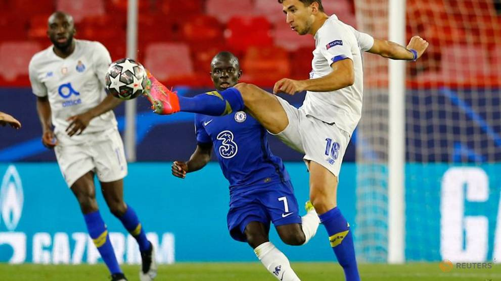 Chelsea see off Porto to reach semis despite Taremi ...