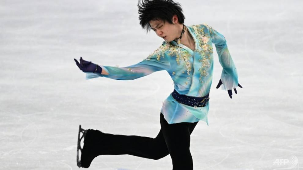 Hanyu wants to give figure-skating 'hope' to virus-hit Osaka