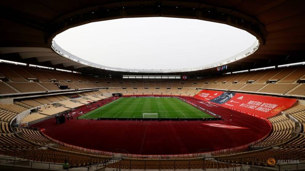Spanish FA to offer Seville as Bilbao alternative for Euro games
