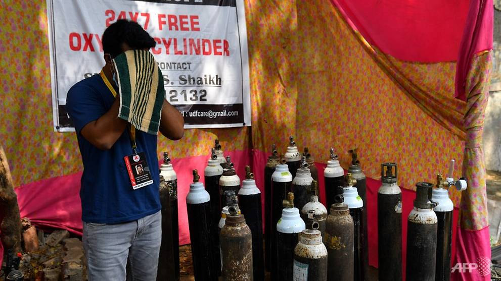 India's young fight the COVID-19 pandemic with apps and oxygen