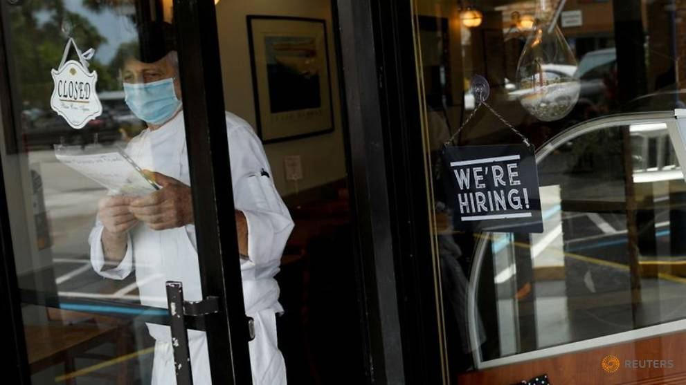 US job growth far below expectations in April amid labor shortages
