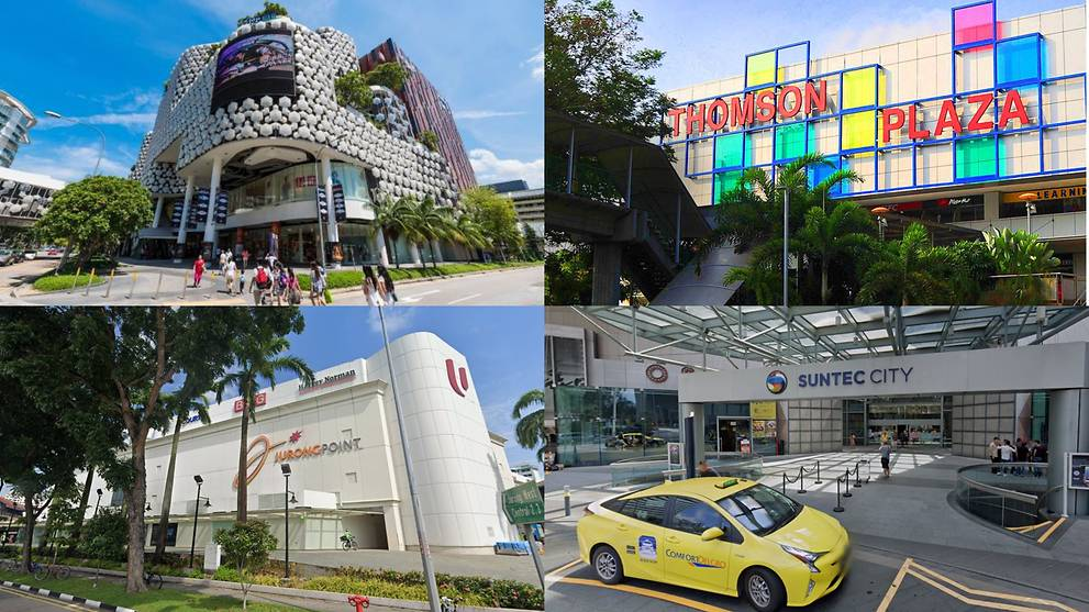 Suntec City, Fengshan market among places visited by COVID-19 cases during infectious period