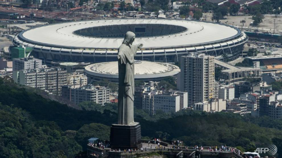 Photo of Football: Rio mayor says he could cancel Copa America games | CNA