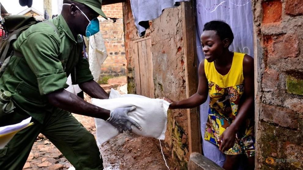 Uganda memberlakukan kembali penguncian untuk mengalahkan lonjakan kasus COVID-19