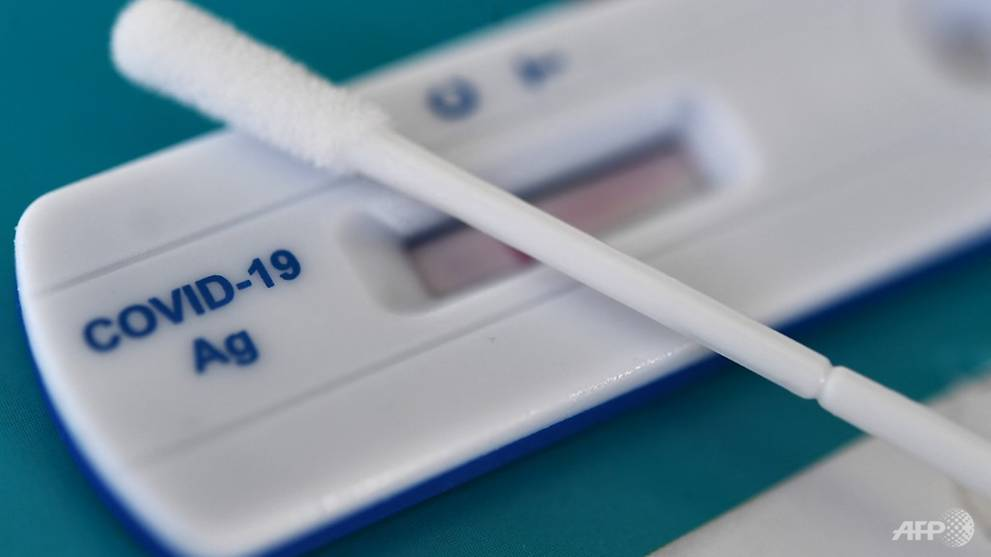 COVID-19 antigen rapid test kits for self-testing to be 'sold by pharmacists' from Jun 16: MOH