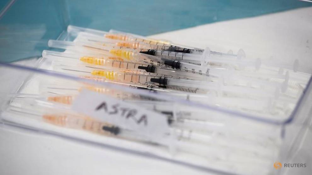 AstraZeneca COVID-19 shots should be halted for over 60s too: EMA official
