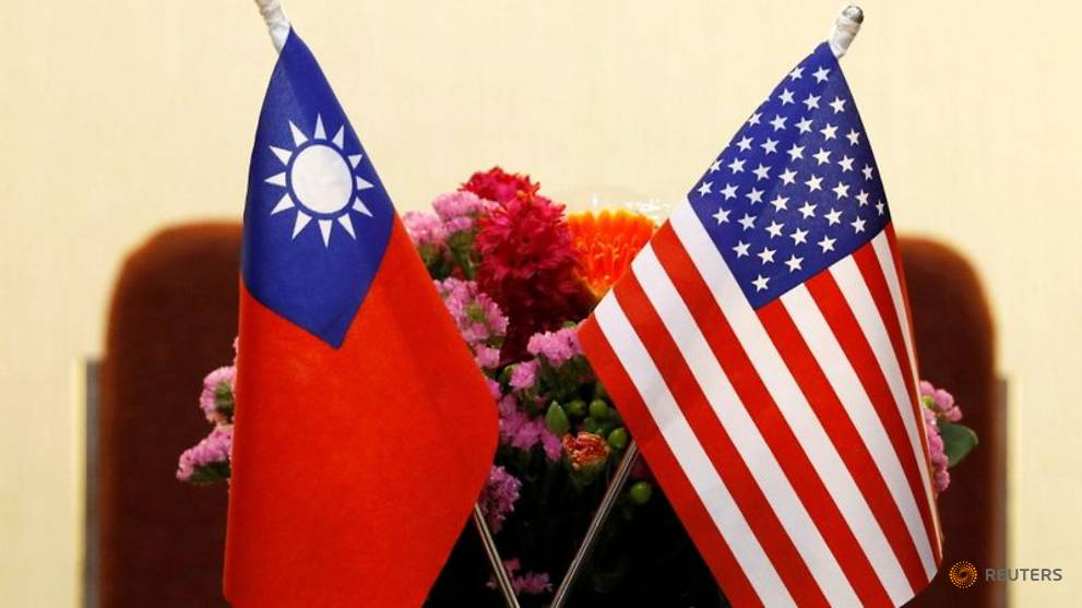Pushing against China, US lawmakers plan pro-Taiwan Bill