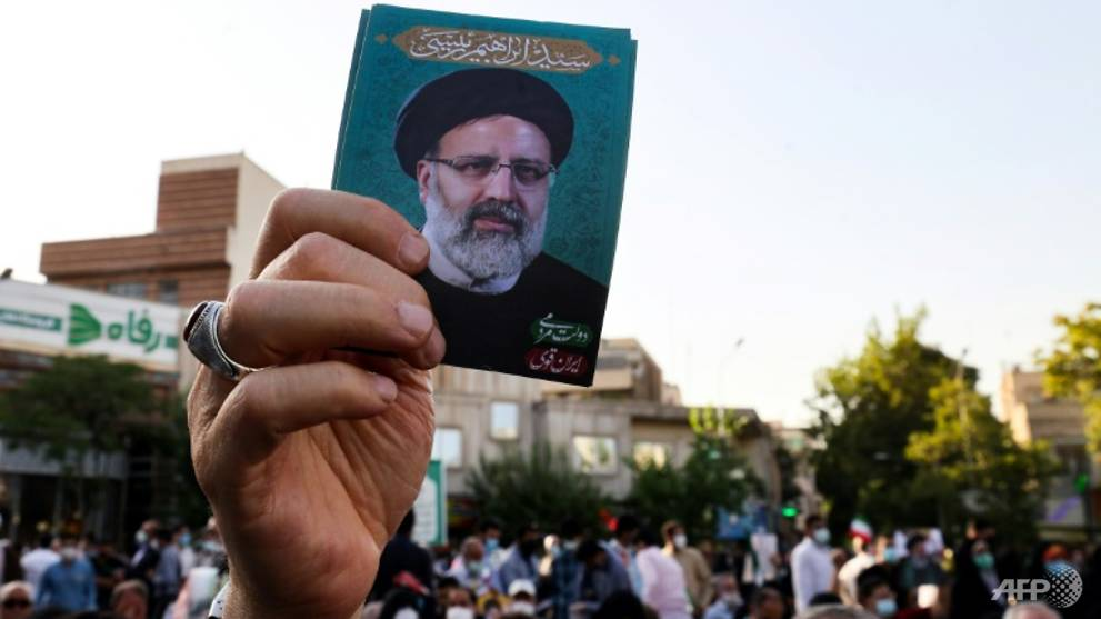 Iran says Friday's presidential vote a 'serious' contest