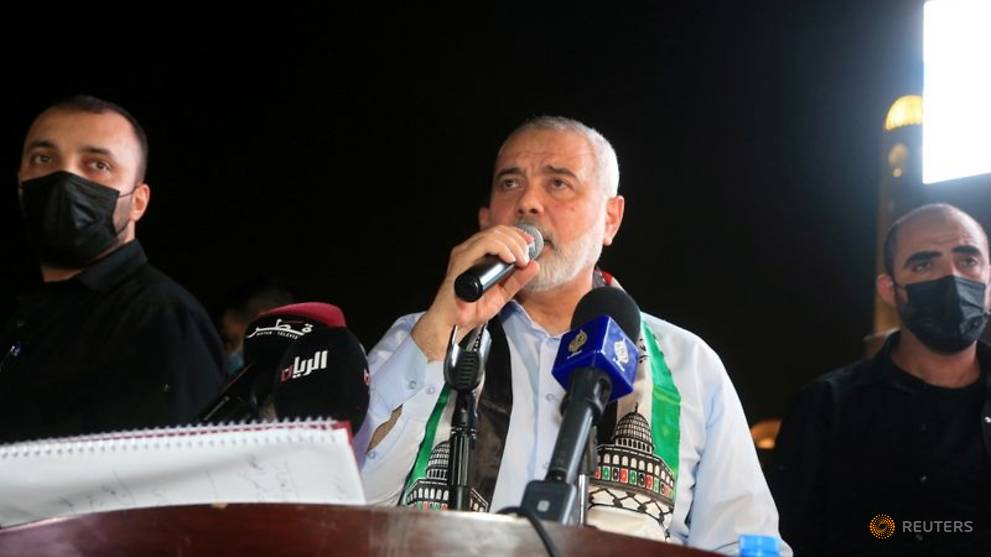 Hamas chief meets party leaders in Morocco visit