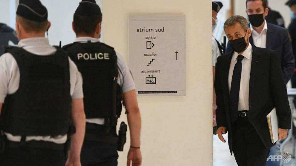 French prosecutors seek 6-month jail term for Sarkozy