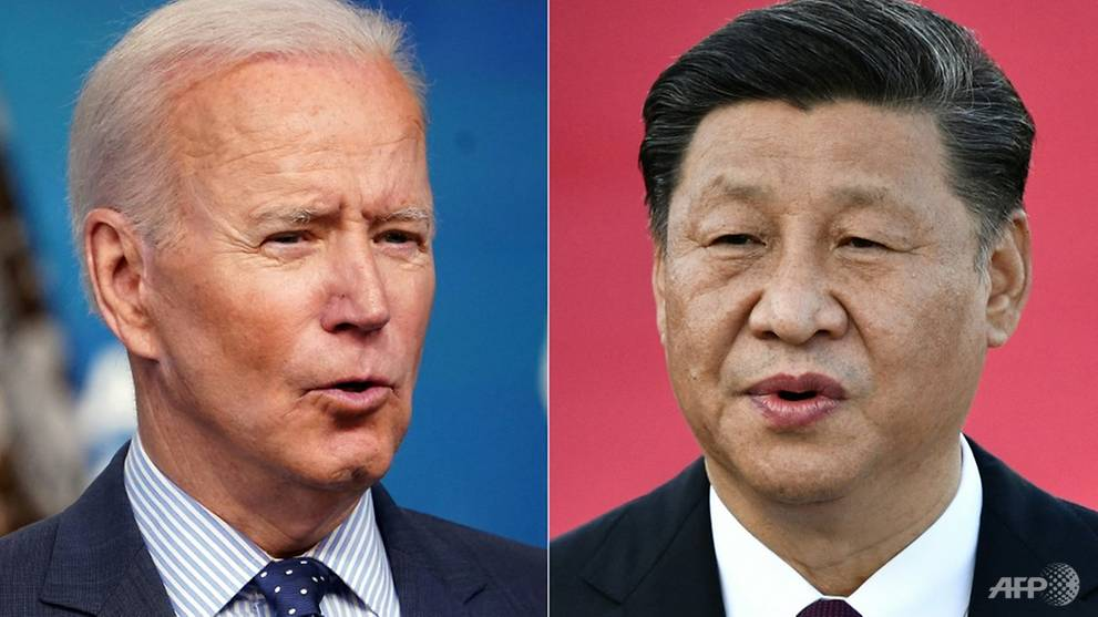White House considering talks between Biden and China's Xi