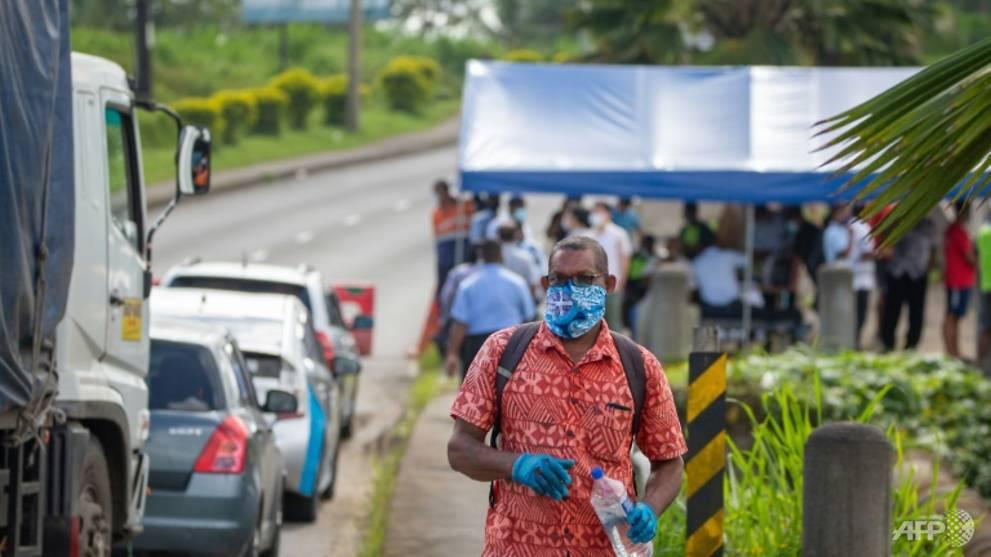 Fiji mengatakan COVID-19 sekarang meluas saat kasus melonjak