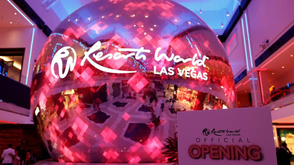 Taruhan kasino Resorts World Las Vegas baru pada pasca pemulihan COVID-19