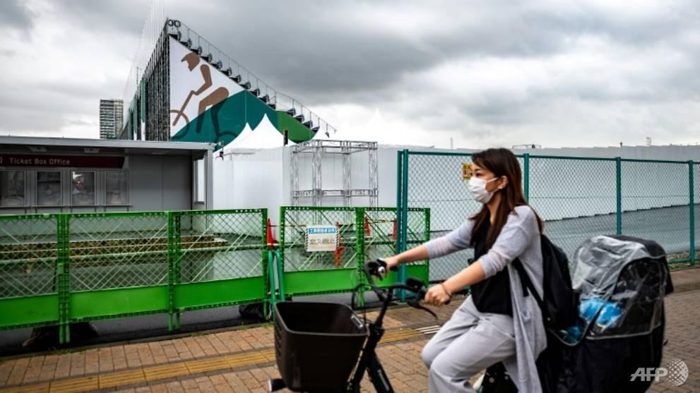 Image A greener Games? Tokyo Olympics' environmental impact