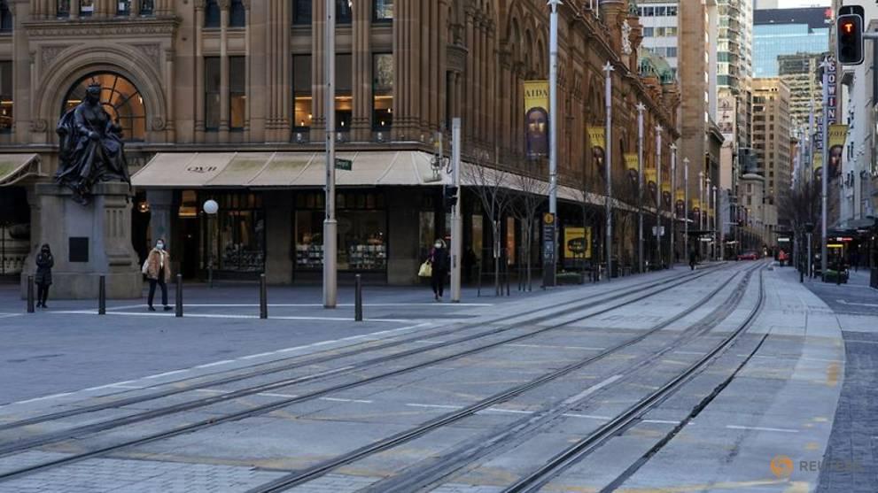 Pejabat Australia memperketat penguncian Sydney saat kasus COVID-19 meningkat