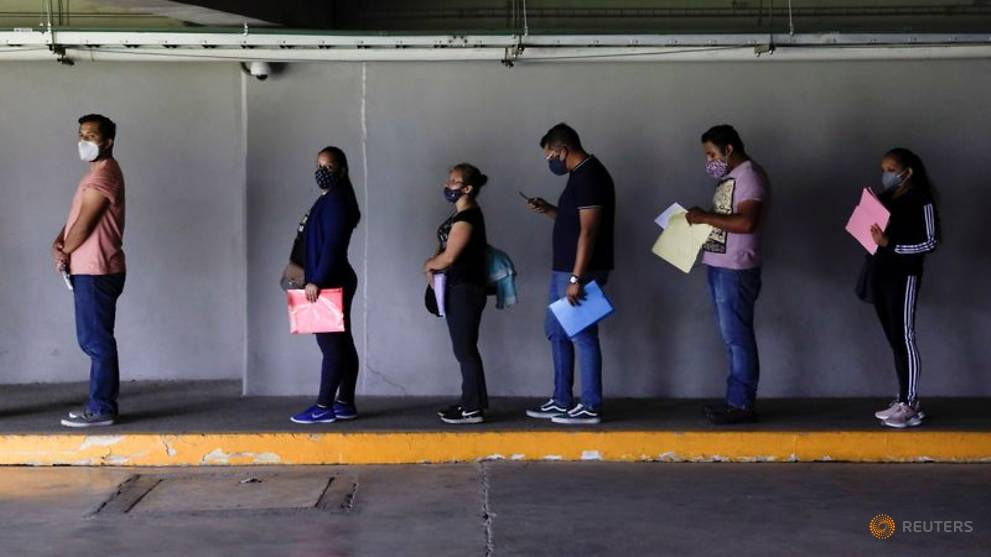 Mexico City's third wave of COVID-19 pandemic drives up hospital occupancy