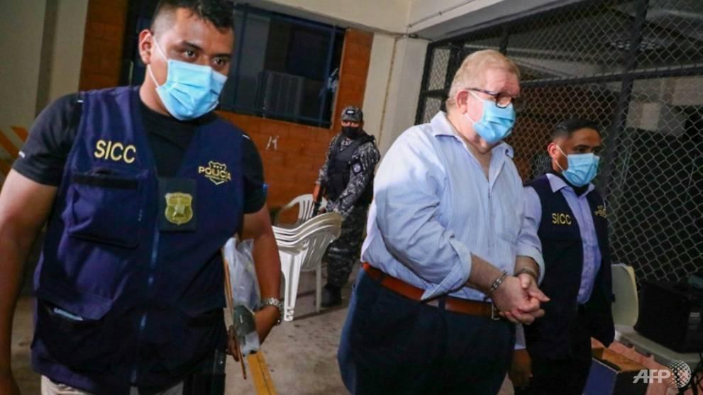 El Salvador seeks arrest of ex-president Sanchez Ceren for graft