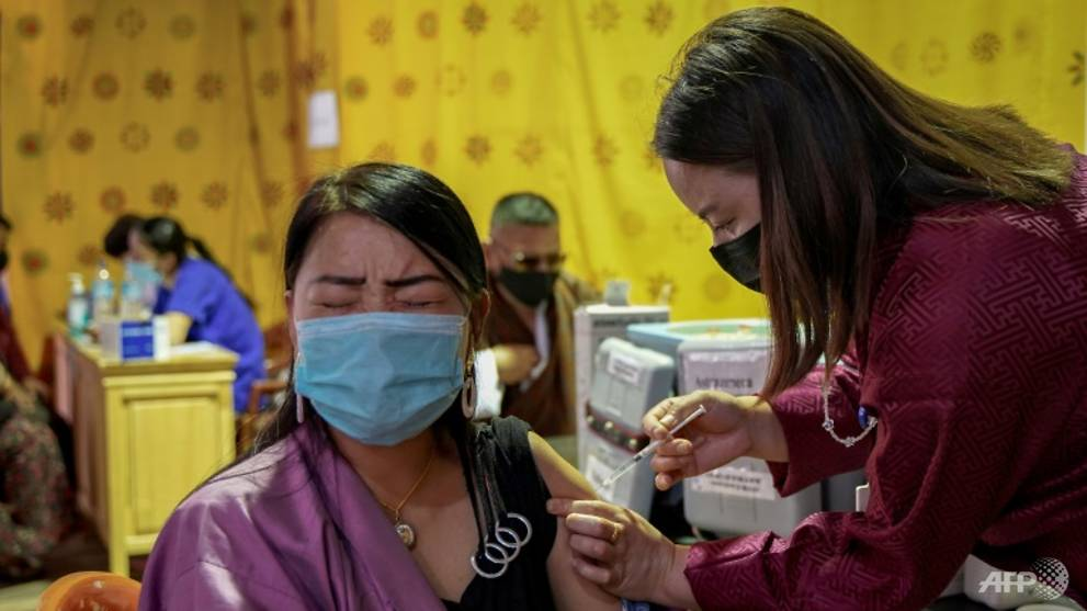 'Success story': Bhutan vaccinates most of population against COVID-19 after donations
