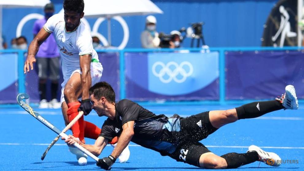 Hockey: India, Britain and Netherlands advance to men's quarter-finals in Tokyo