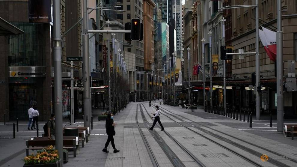 Sydney under strict new COVID-19 lockdown rules as cases soar