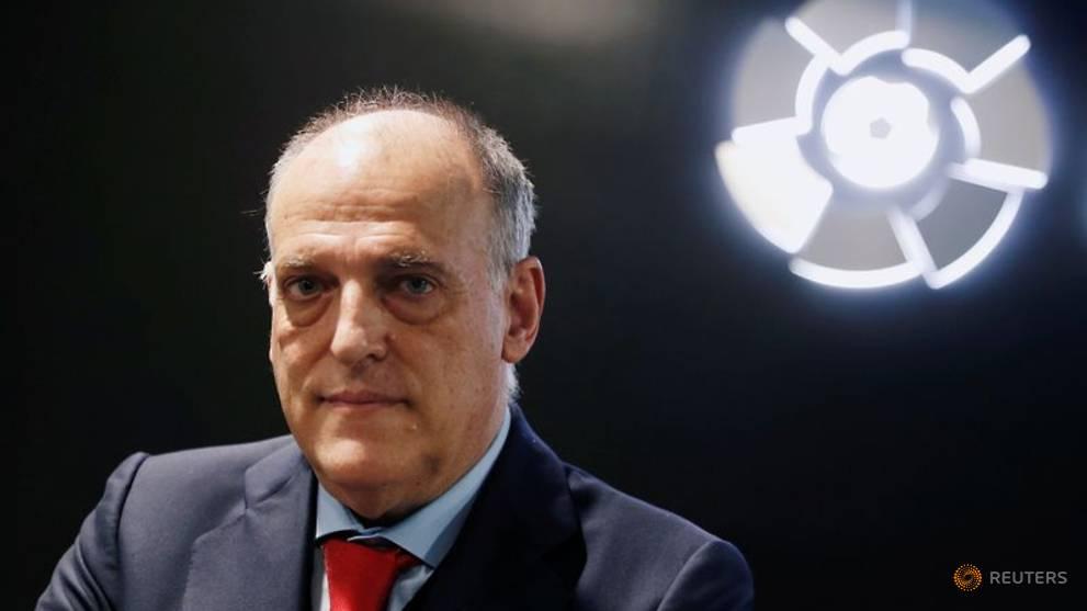 Soccer: Tebas dismisses courtroom ruling asking UEFA to revoke motion towards Tremendous League trio