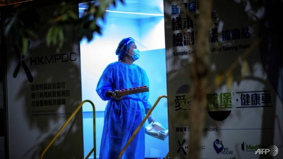 Hong Kong announces compulsory COVID-19 vaccines for key sectors