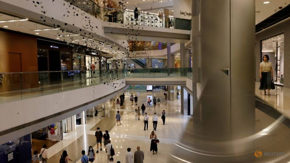 Hong Kong retail sales rise for fifth month as COVID-19 threat eases