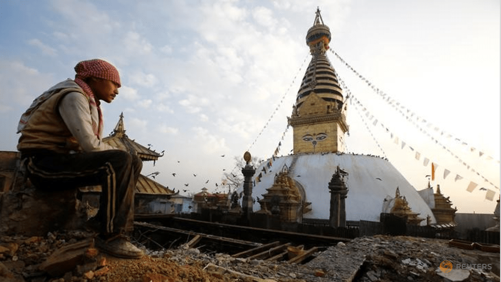 Commentary: Years after deadly earthquake, Kathmandu rises from the rubble
